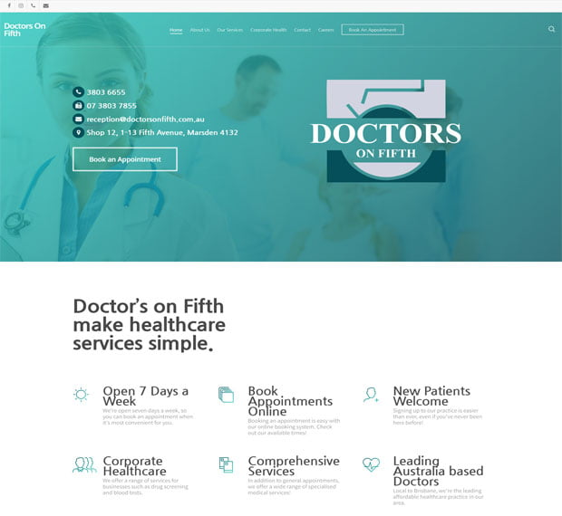 Doctors On Fifth