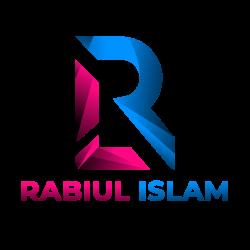 Rabiul Islam Footer Logo