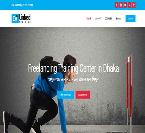 CV Linked Training